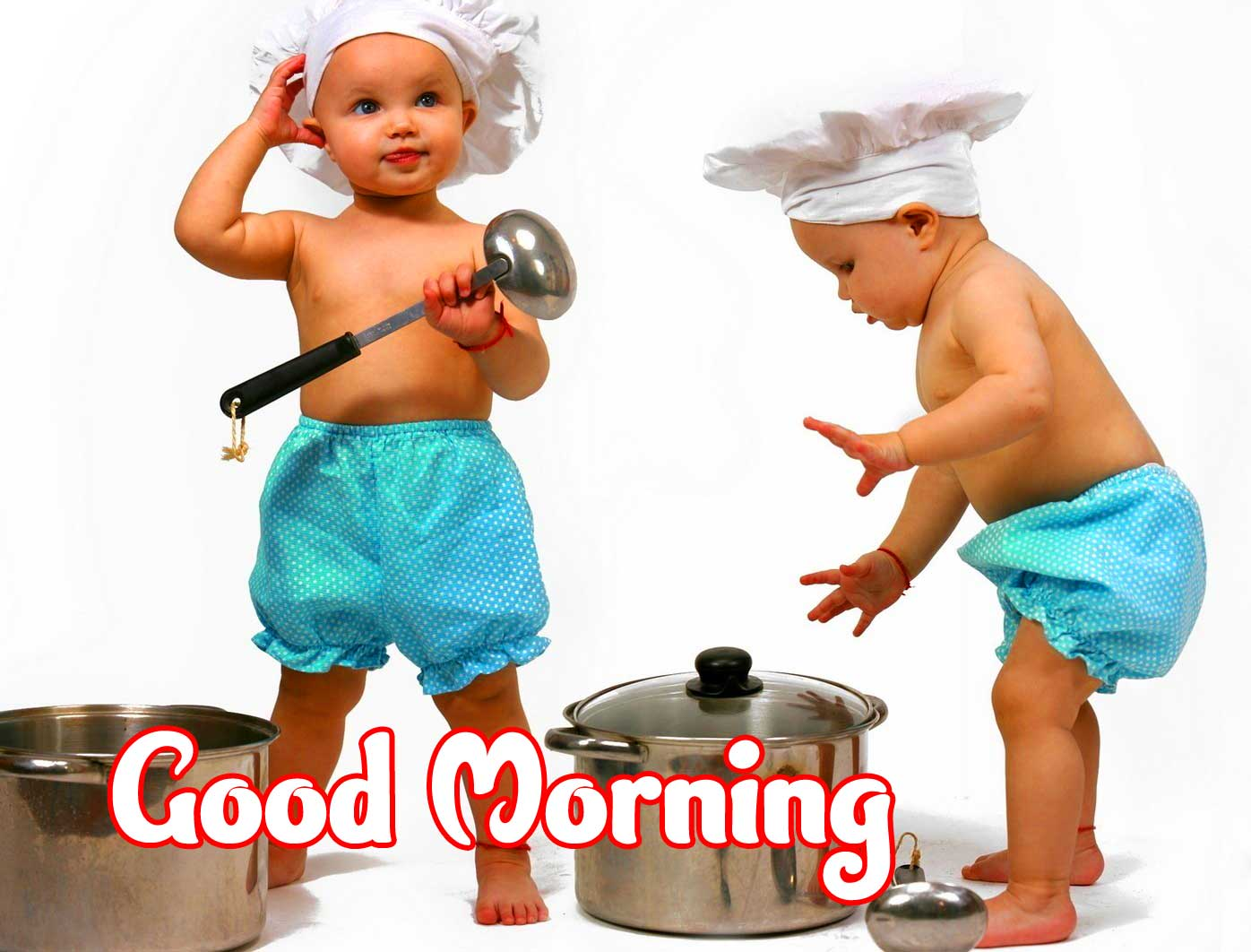 Cute Baby Boys & Girls Good Morning Images Pics Download Latest