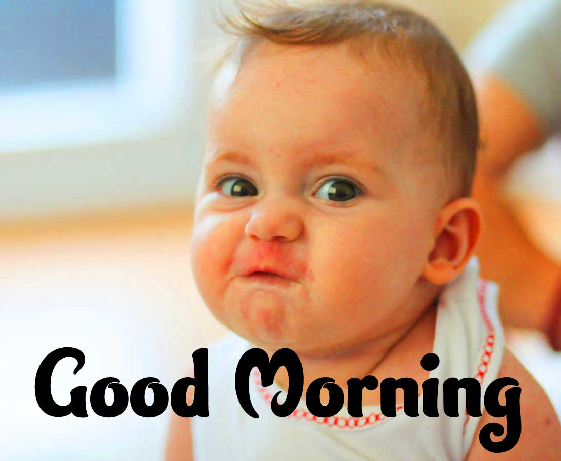 Cute Baby Boys & Girls Good Morning Images Pics pictures Download