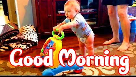 Cute Baby Boys & Girls Good Morning Images pics HD Download