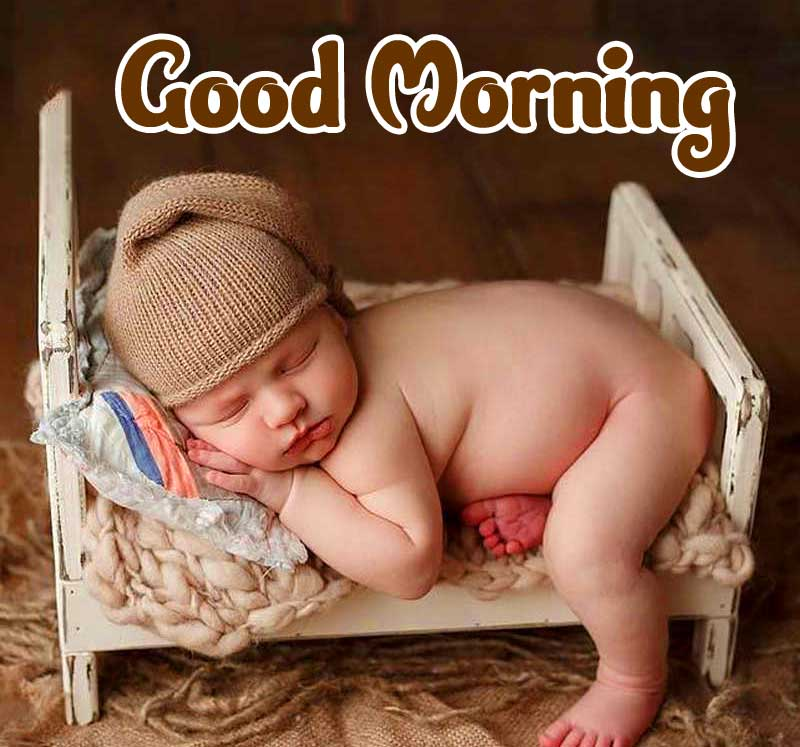 Cute Baby Boys & Girls Good Morning Images Pics for Whatsapp