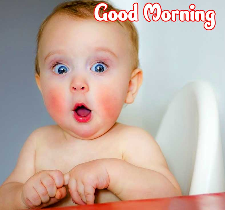 Cute Baby Boys & Girls Good Morning Images Pics photo Download Free