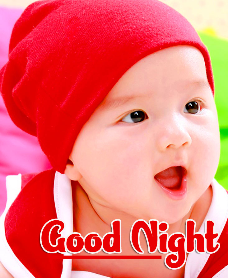 Cute Good Night Images Pic Wallpaper Free for Whatsapp