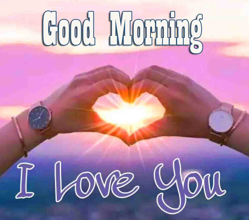 Dil Good Morning Wishes Images With I Love You