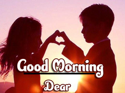Girlfriend Romantic Good Morning Images Wallpaper Free Download