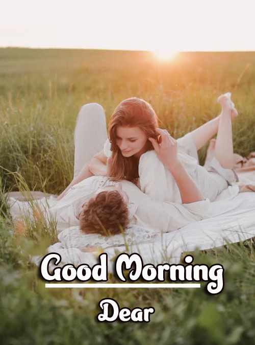 Girlfriend Romantic Good Morning Images Pics New Download