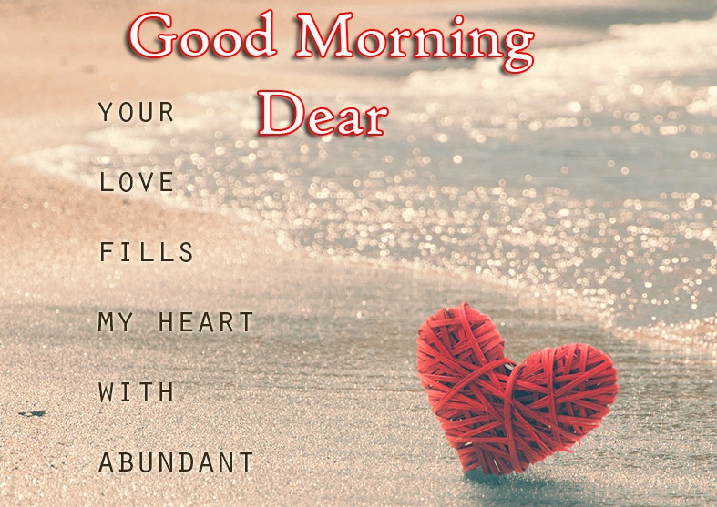 Couple Girlfriend Romantic Good Morning Wishes Images Pics Free Download