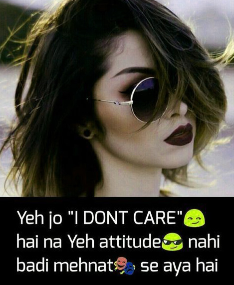 Latest Free Girls Attitude Whatsapp DP Images Pics Wallpaper Download