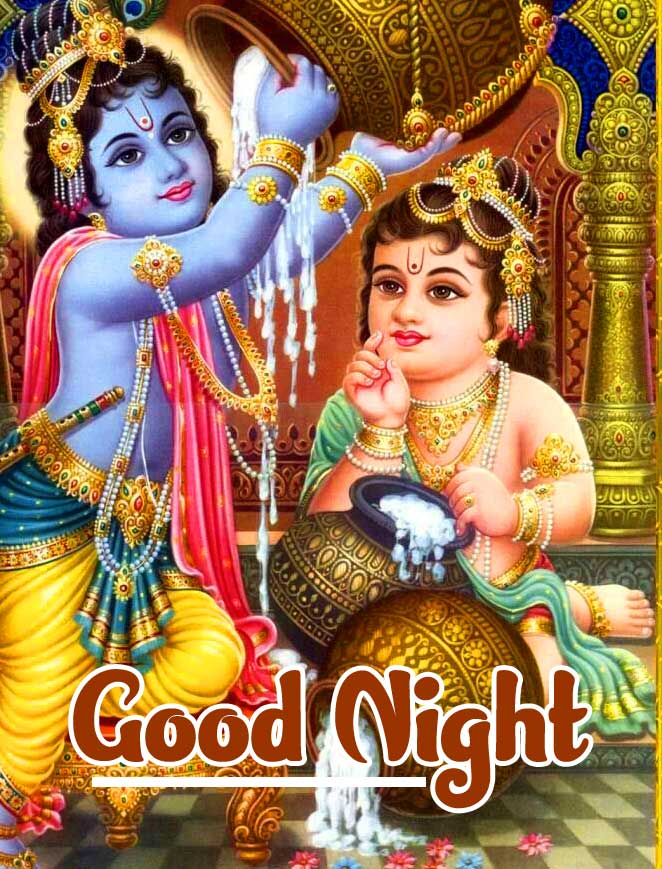 God Good Night Wishes Images 29