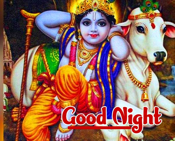 God Good Night Wishes Images 45