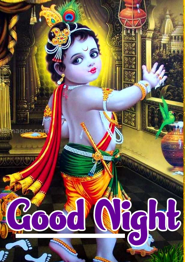 God Good Night Wishes Images 48