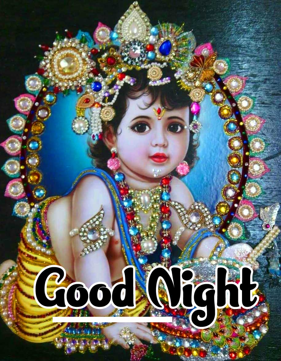 God Good Night Wishes Images 6