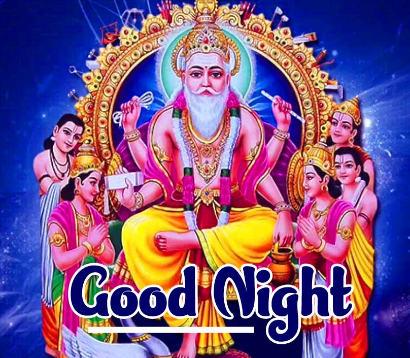 God Good Night Wishes Images 61