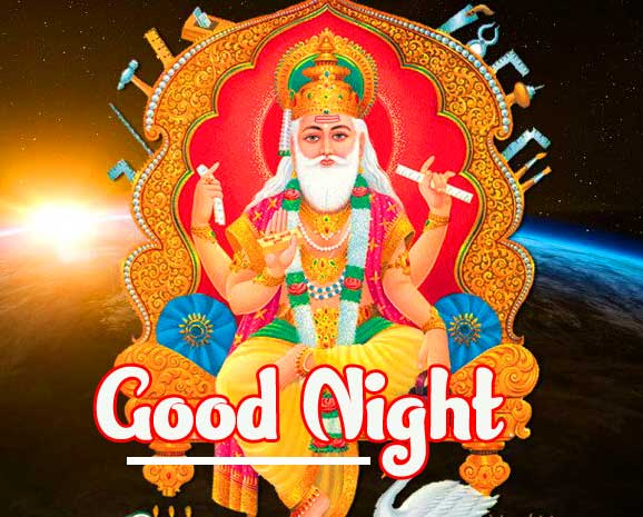 God Good Night Wishes Images 67