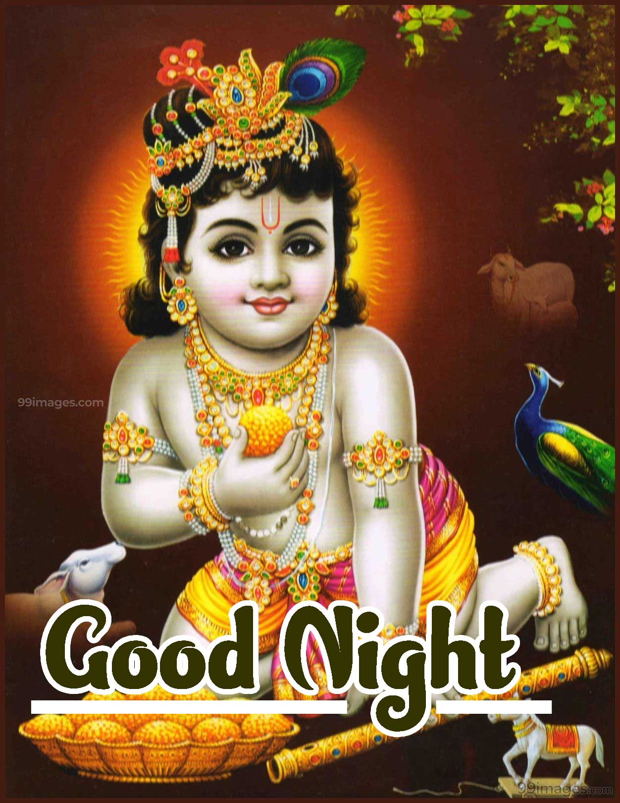 God Good Night Wishes Images 77
