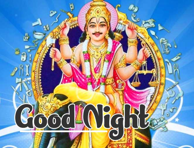 God Good Night Wishes Images 87