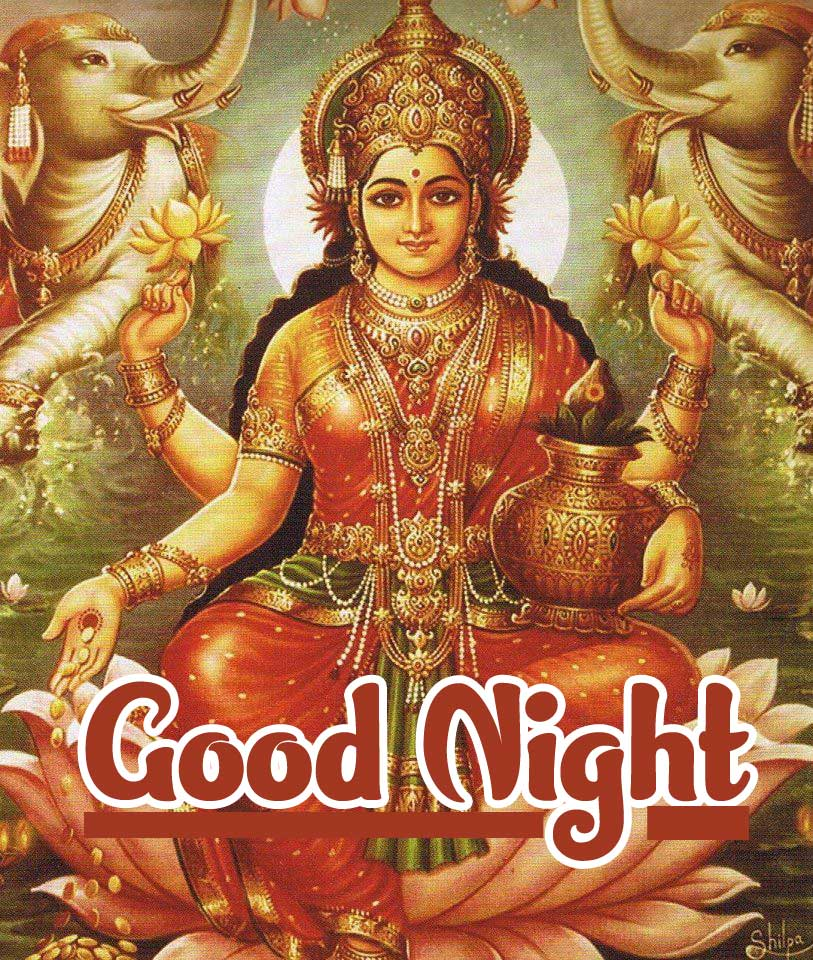 God Good Night Wishes Images 89