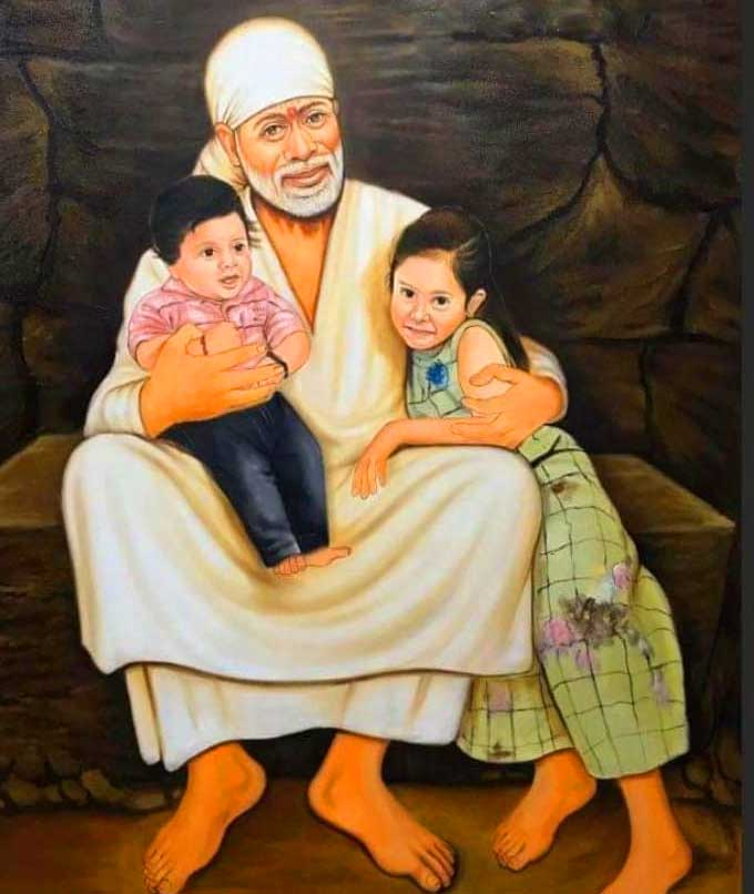 Sai Baba Hindu God Images For Android Mobile Phone Pics Download