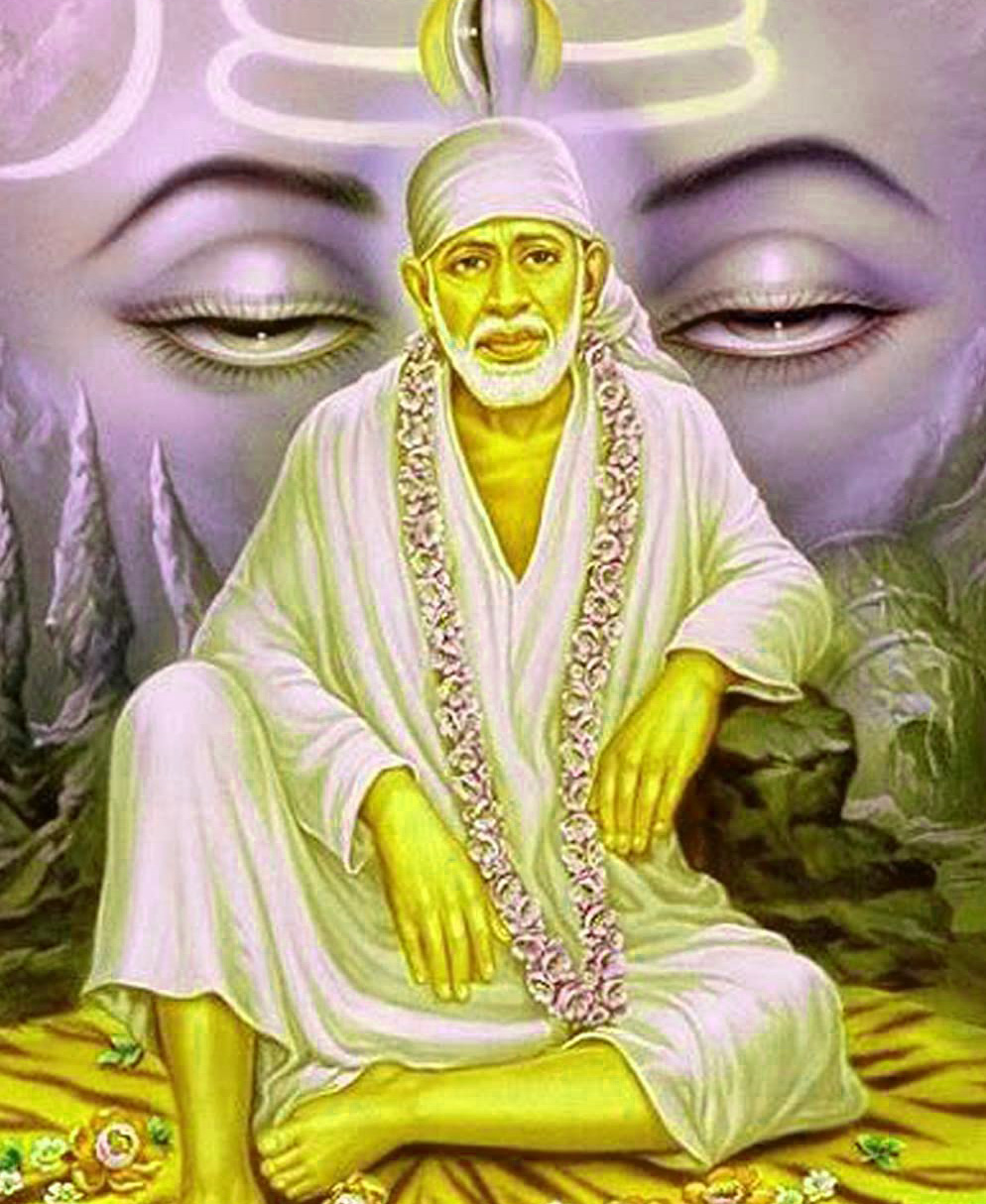 Sai baba God Whatsapp DP Profile Images Pics Pictures Download