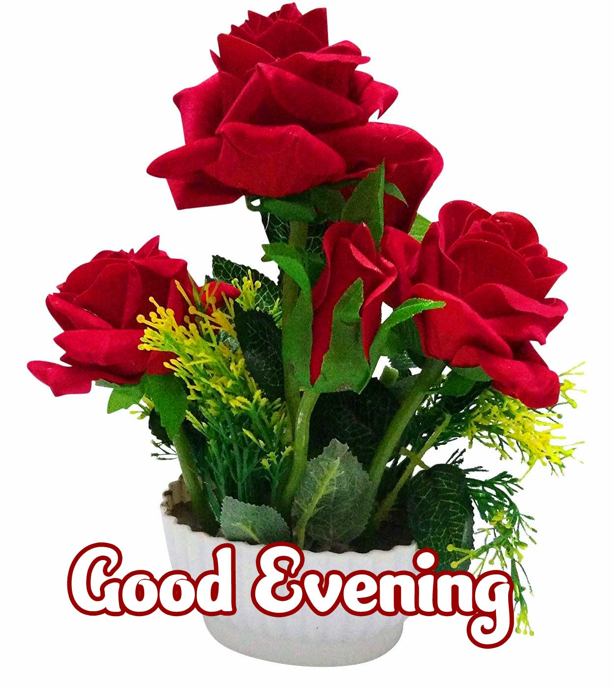 Flower Good Evening Wishes Images pics Download