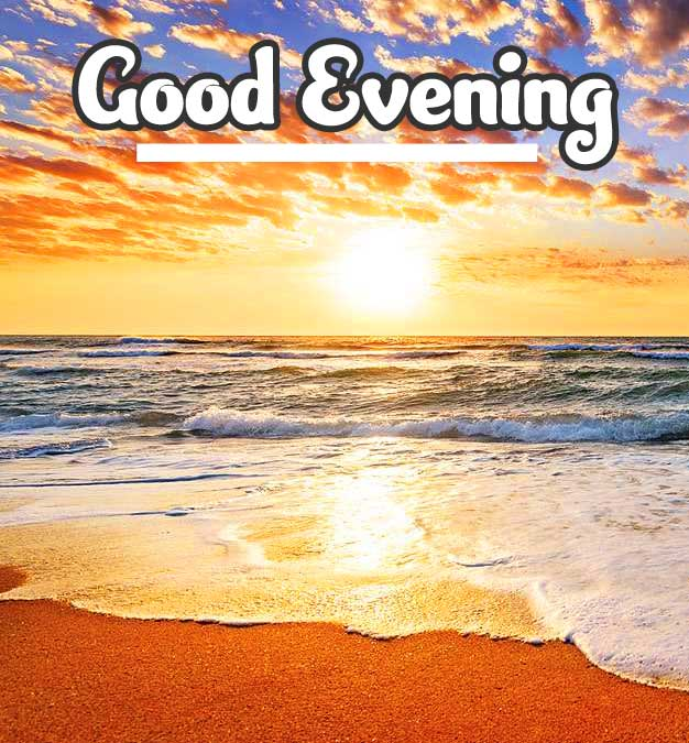 Good Evening Wishes Images Wallpaper for Whatsapp