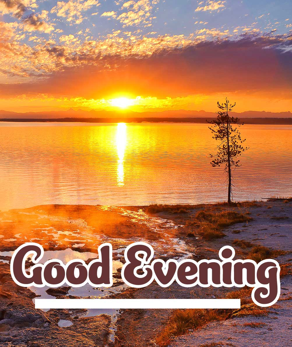 Good Evening Wishes Images Pics Wallpaper Download