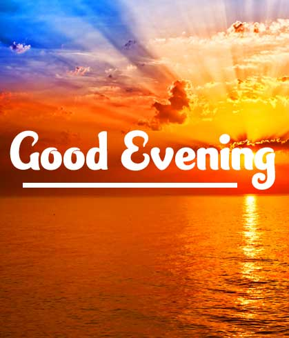 Beautiful Good Evening Wishes Images HD Download