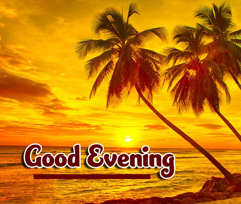 Beautiful Good Evening Wishes Images Pics Download