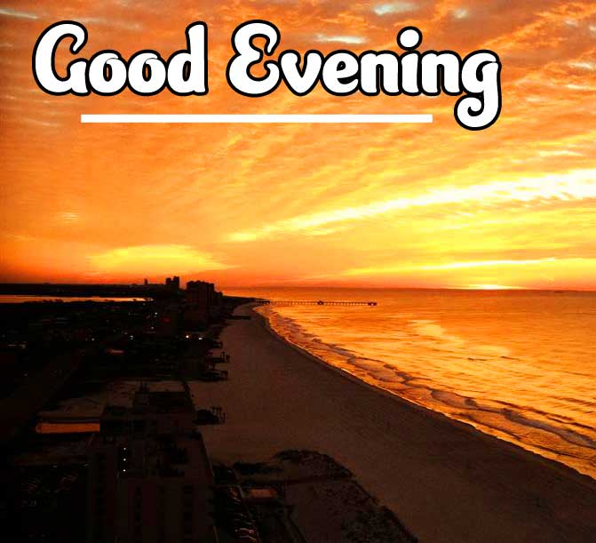 Beautiful Free Good Evening Wishes Images Pics Download