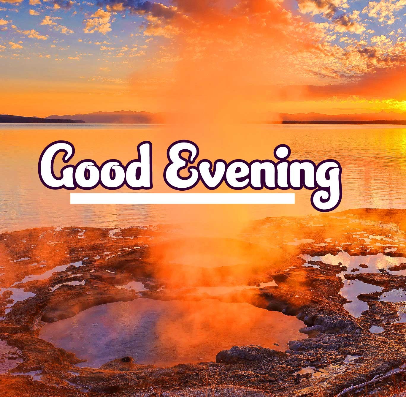 Beautiful Good Evening Wishes Images Pics pictures Download
