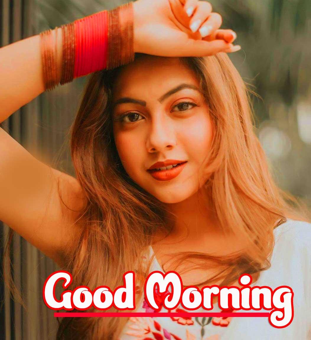 Free Best Good Morning Beautiful Ladies / Stylish Girls Images Pics Download
