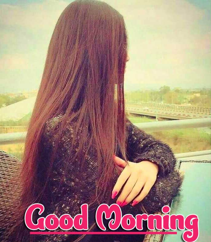 New Free Best Good Morning Beautiful Ladies / Stylish Girls Images Pics Download