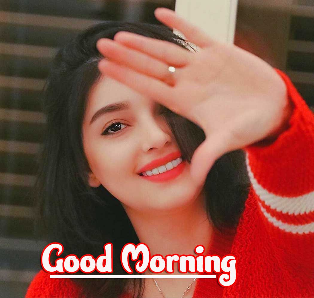 Good Morning Beautiful Ladies / Stylish Girls Images Pics Wallpaper Download