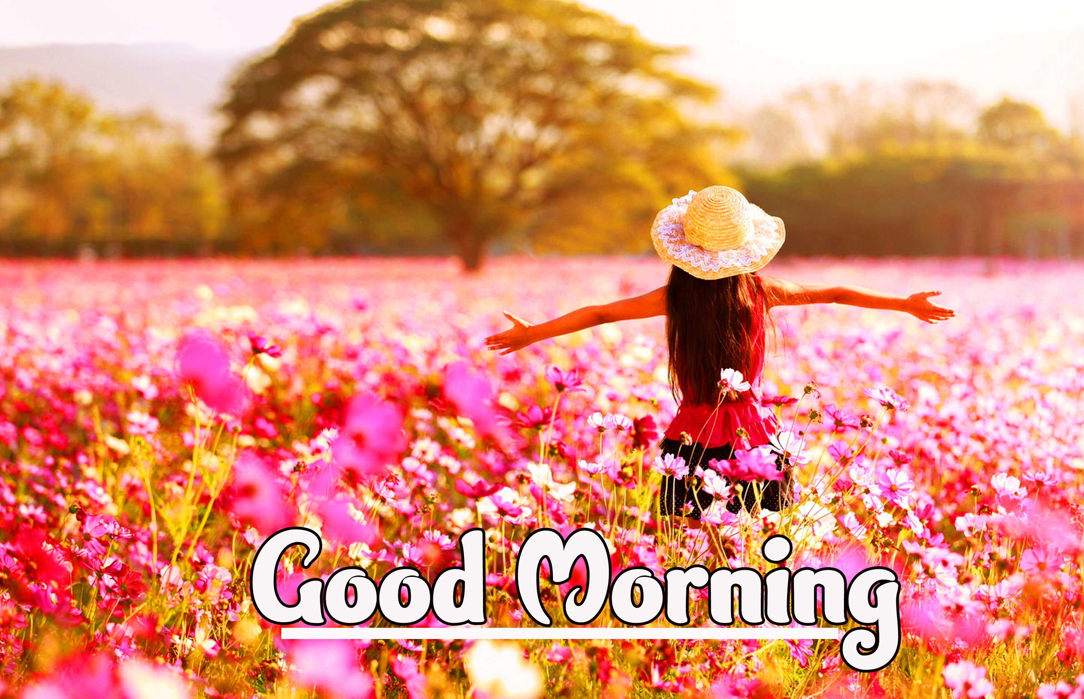 Good Morning Beautiful Ladies / Stylish Girls Images Wallpaper HD Download