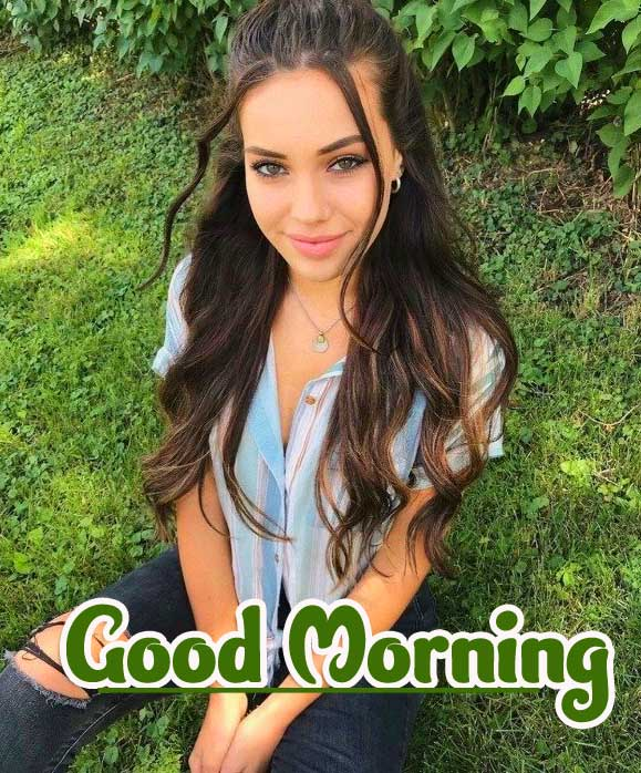 Good Morning Beautiful Ladies / Stylish Girls Images Pictures Free Download
