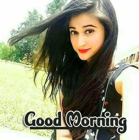 Best Free Good Morning Beautiful Ladies / Stylish Girls Images Pics Download