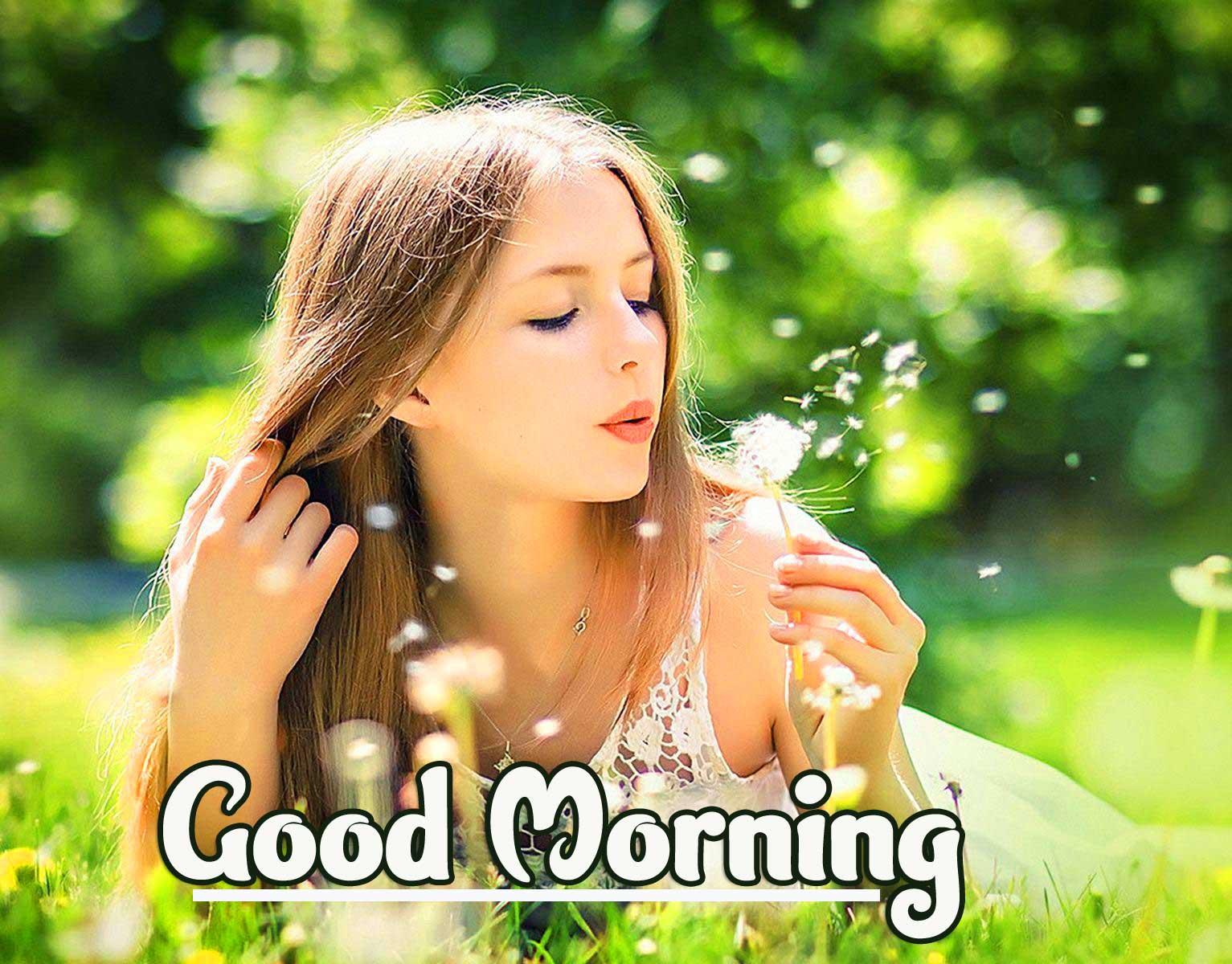 Good Morning Beautiful Ladies / Stylish Girls Images pics for Whatsapp