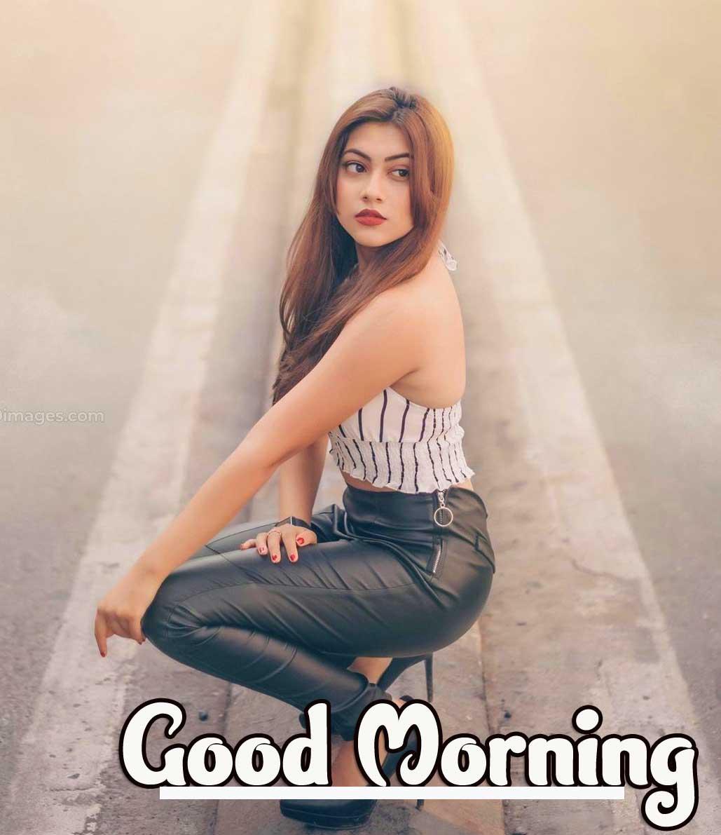 Good Morning Beautiful Ladies / Stylish Girls Images Wallpaper Free Download