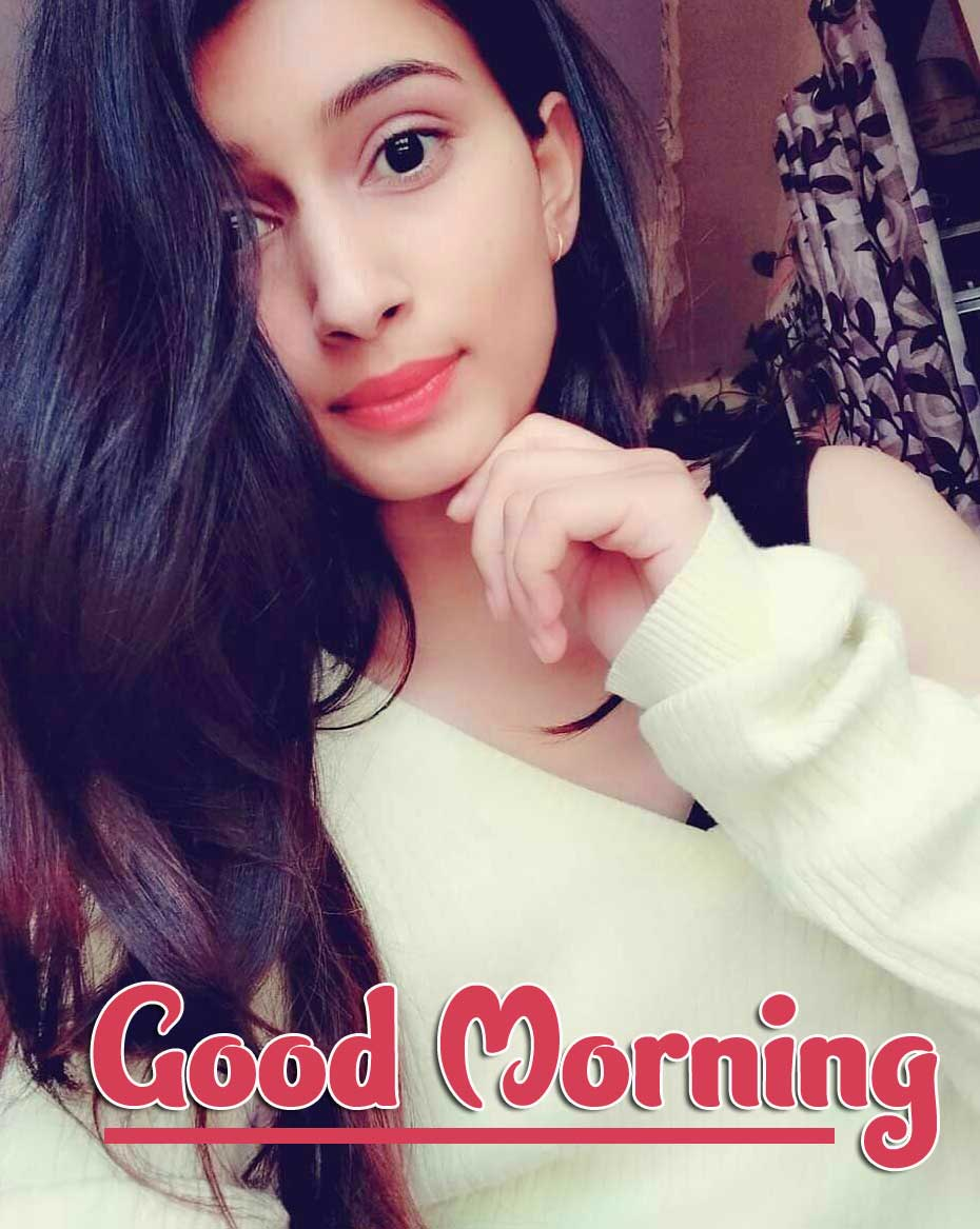 Good Morning Beautiful Ladies / Stylish Girls Images Pics HD Download