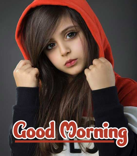 Good Morning Beautiful Ladies / Stylish Girls Images Wallpaper for Facebook
