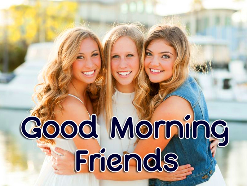 Good Morning Friends Images Pics for Facebook