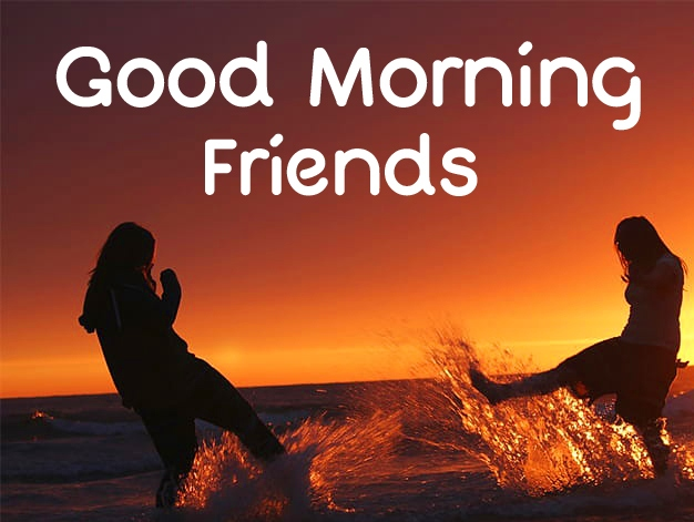 Good Morning Friends Images Pics Free for Facebook