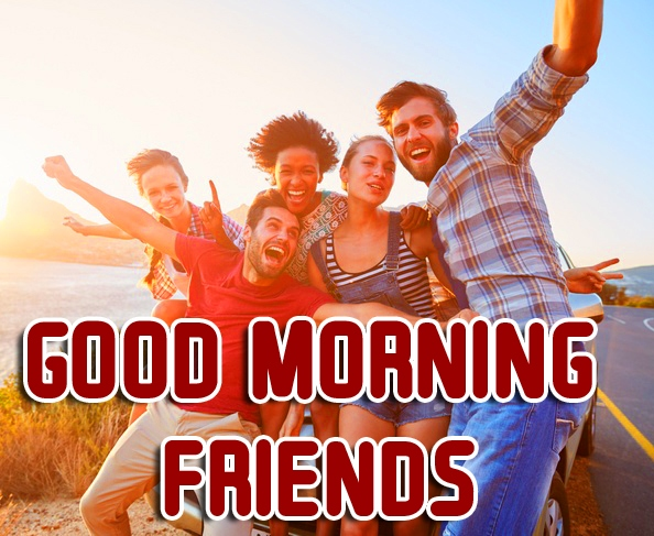Good Morning Friends Images Wallpaper Free for Facebook