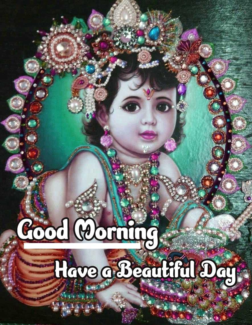 Best Krishna Amazing 1080 p Good Morning 4k ImagesPics pictures Download