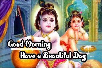 Hindu God Krishna Amazing 1080 p Good Morning 4k ImagesPics Wallpaper Download