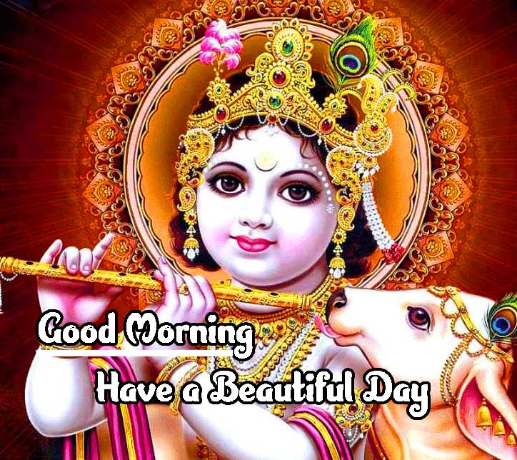 God Krishna Amazing 1080 p Good Morning 4k ImagesPics