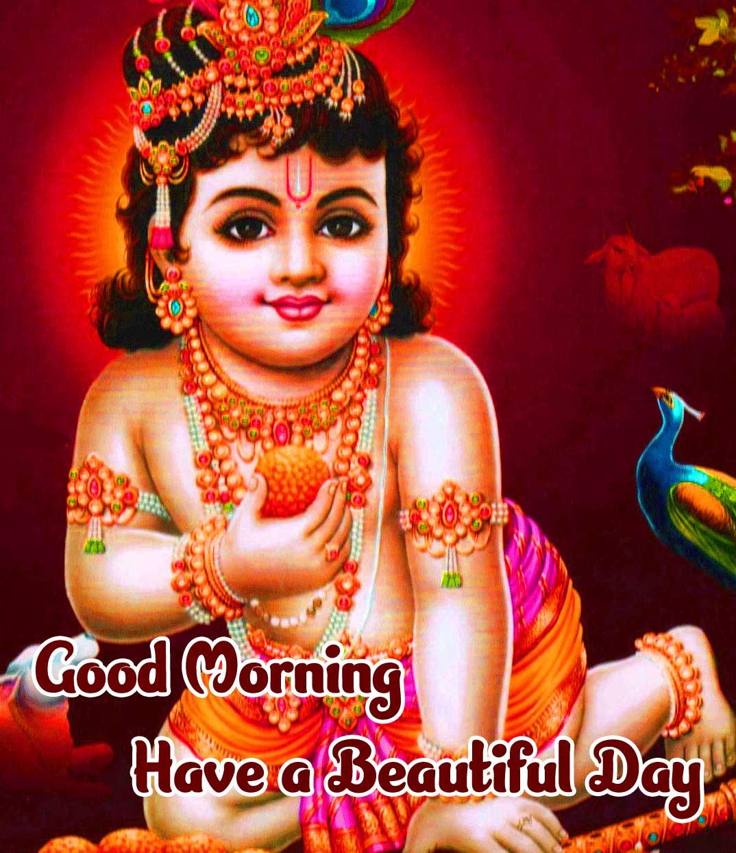 Krishna Amazing 1080 p Good Morning 4k ImagesPics Download