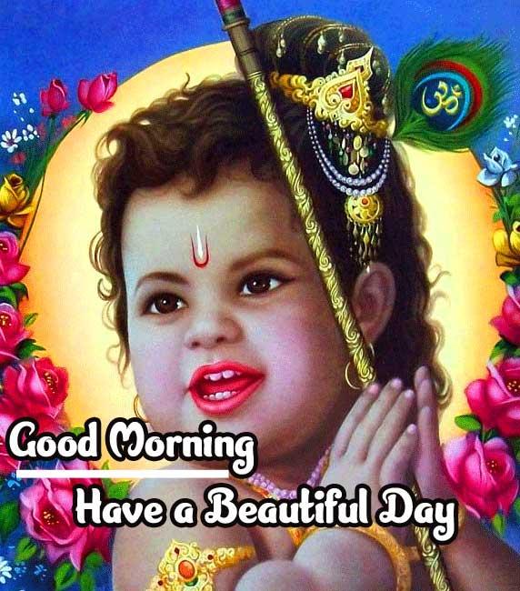Krishna Amazing 1080 p Good Morning 4k ImagesPics Free Download