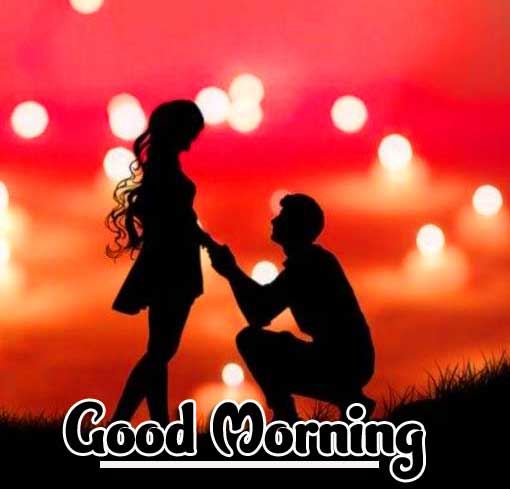 Sweet Couple Free Good Morning Photo Pics HD Download