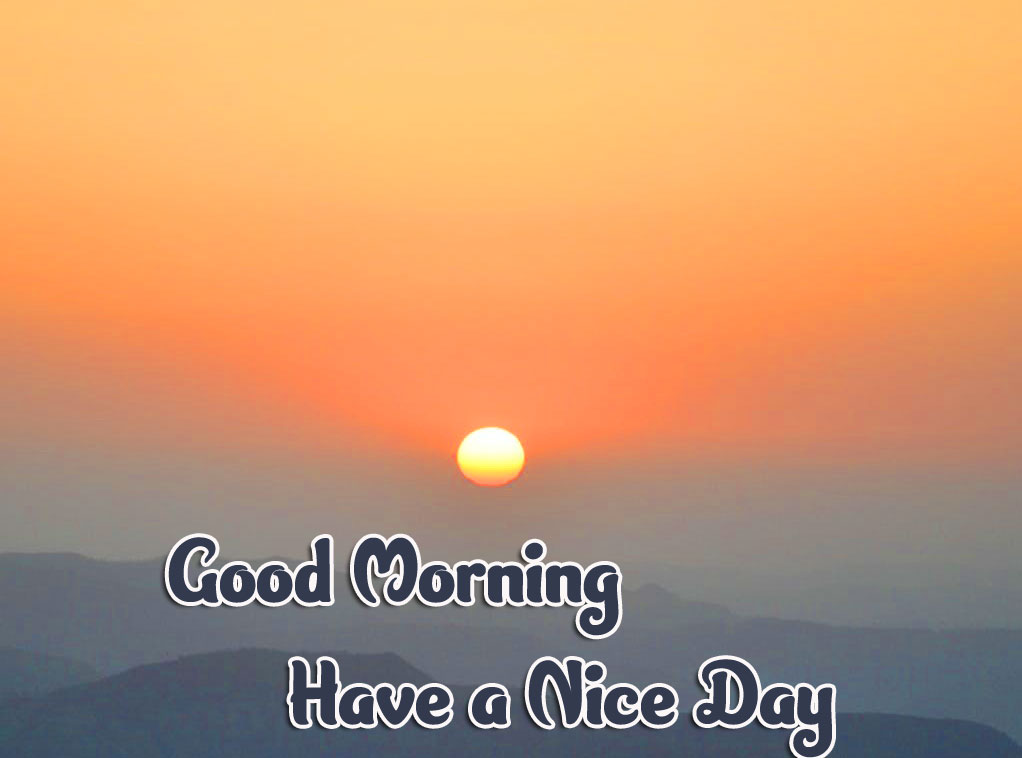 Sunrise Good Morning Images pics Download
