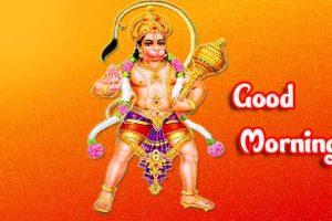 562+ Good Morning Shubh Shanivar Hanuman Ji Images Download